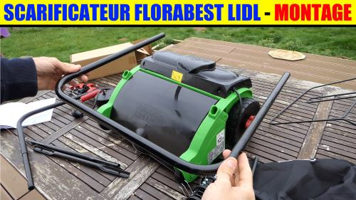 scarificateur lidl lectrique a rateur florabest flv 1200w 30l 31 cm test avis. Black Bedroom Furniture Sets. Home Design Ideas