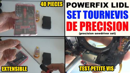 set-tournevis-de-precision-powerfix-lidl-screwdriver-feinmechaniker