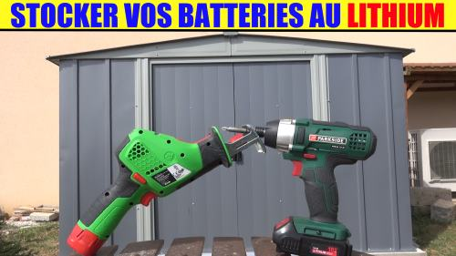 stocker-vos-batteries-produits-lithium-lidl-parkside-powerfix-silvercrest-florabest-longue-periode