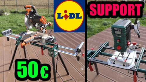 support-de-machine-universel-parkside-lidl-scheppach-pug-1600-test-avis-notice