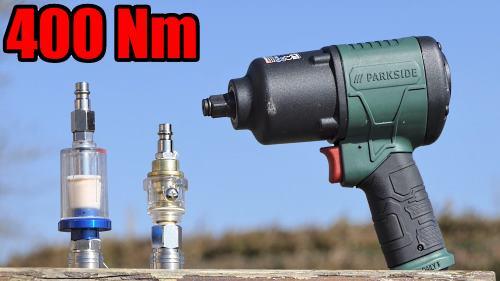 clé à chocs PARKSIDE 400 Nm
