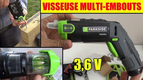 Parkside cordless drill lidl pabs 20v accessories test - Batterie parkside 20v ...