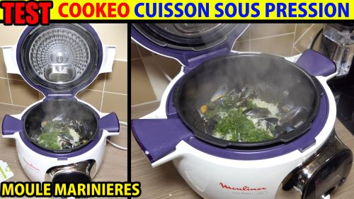 moulinex cookeo usb robot de cuisine avis. Black Bedroom Furniture Sets. Home Design Ideas