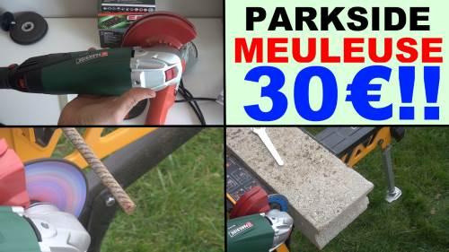 Winkelschleifer parkside pws 125 a1 lidl 1200w125mm test technische daten video Bedienungsanleitung forum kundenrezensionen zum Trennen, Schruppen und Bürsten von Metallwerkstoff en ohne Verwendung von Wasser geeignet.
